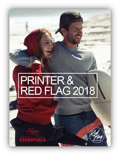Catalogue Printer & Redflag