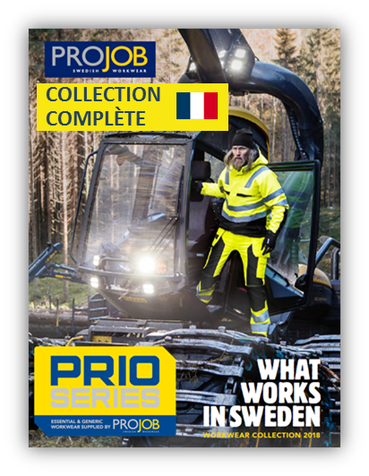Catalogue Pro Job